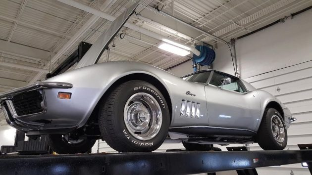 1969 Corvette Coupe