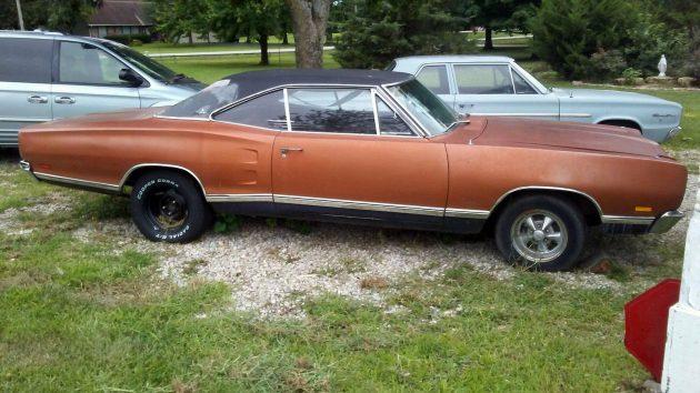 Mostly Rust Free: 1969 Dodge Coronet 500