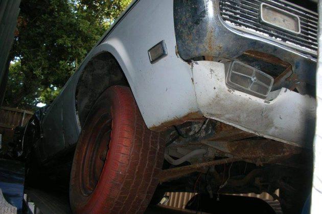 1969 Mercury Cougar Boss 302