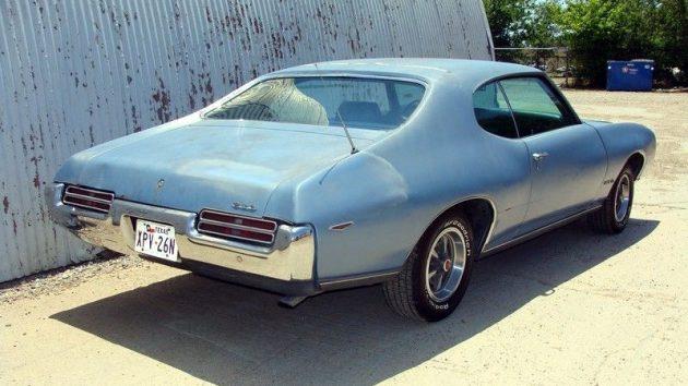 1969 Pontiac GTO Project