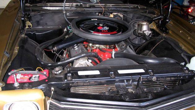 1970 Chevelle SS 454 Engine