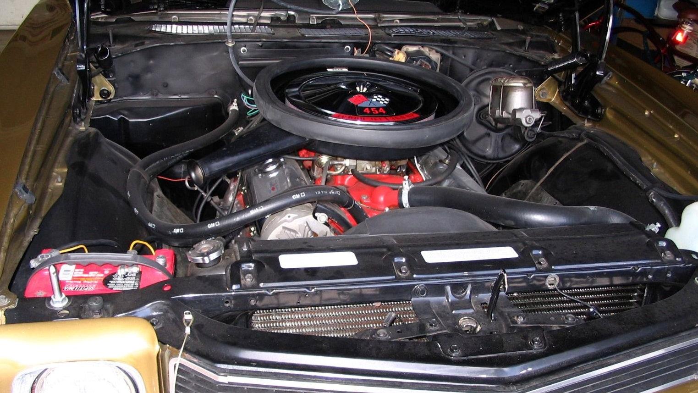 Another Stunning Chevelle Ss 454 Survivor