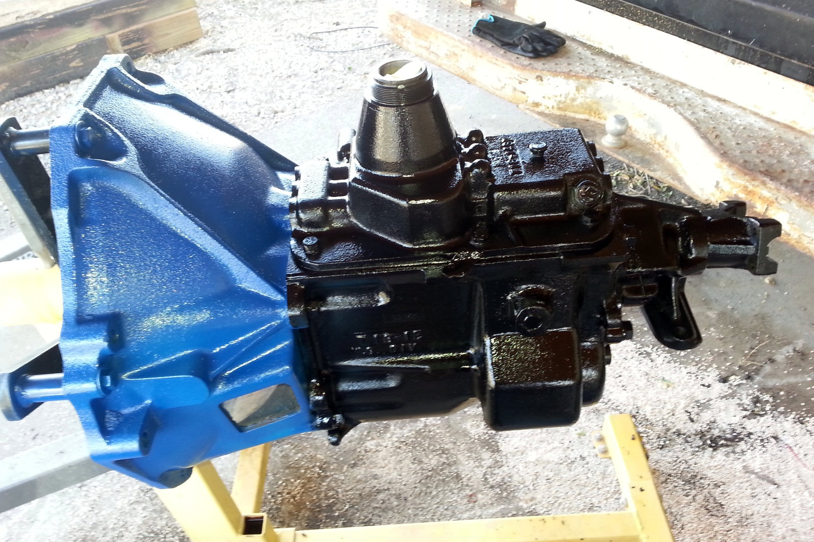 Bf Exclusive 1970 Ford F 100 Short Bed Transmission