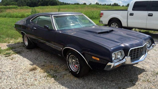 Mustang Cobra Jet >> Gran 429: 1972 Ford Torino