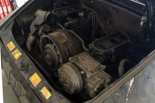 1973 Porsche 911S Engine