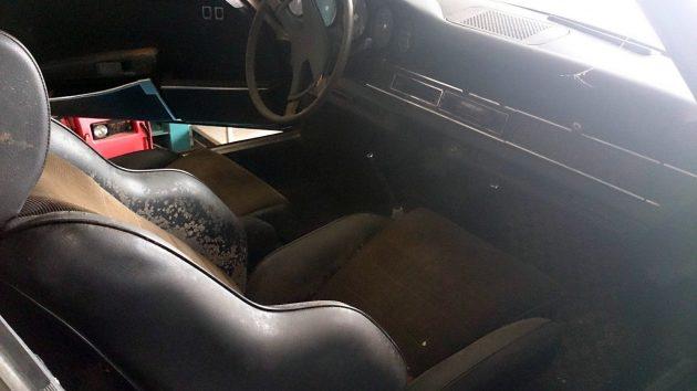 1973 Porsche 911S Interior