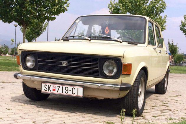 The Stojadin: 1977 Zastava 101