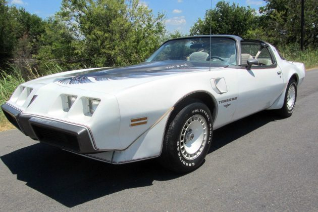 1980 Trans AM Turbo