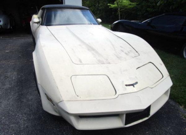 Cheap Barn Find: 1981 Corvette