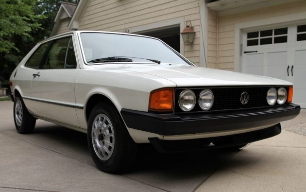 Super Clean 1981 Volkswagen Scirocco