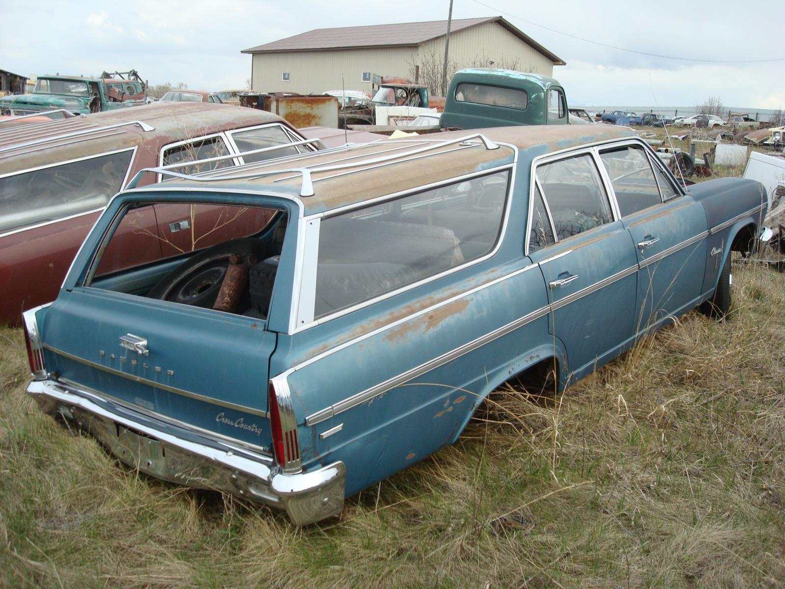 Holey Buckets 1966 Amc Rambler Wagon