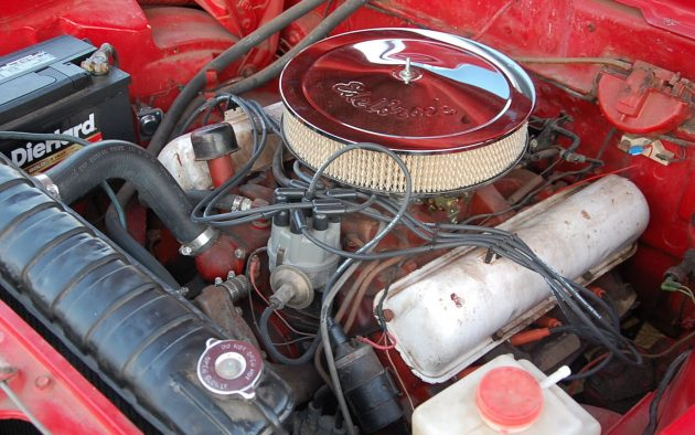 361 V8