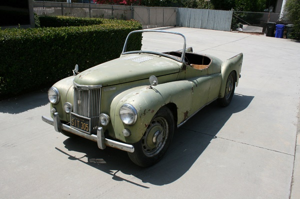 Build A Ford >> Anglo-American Custom: 1951 Ford Custom Roadster