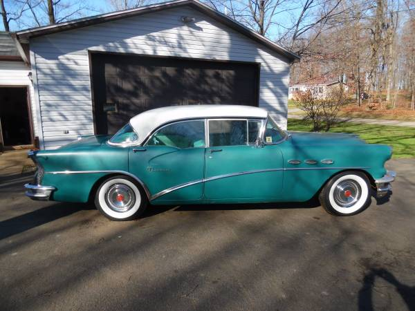 Buick survivor 1956 buick special for 1956 buick special 2 door