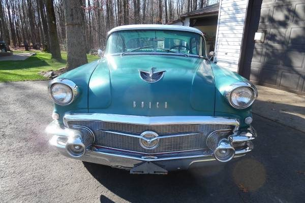 56 buick 4