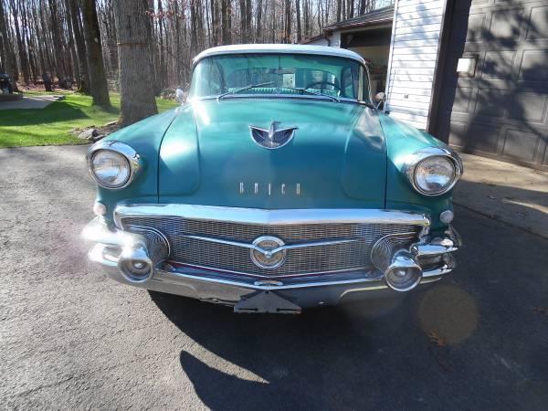 Buick Survivor 1956 Buick Special