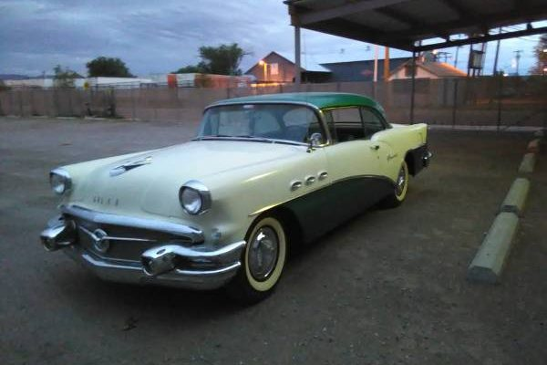 One owner 1956 buick special 2 door riviera for 1956 buick special 2 door hardtop