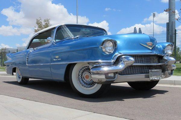 Breathtaking Survivor: 1956 Cadillac Eldorado