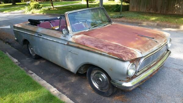Cheap Patina: 1963 AMC Rambler American