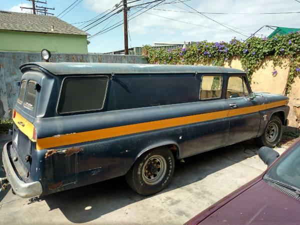 Long Haul 1964 Chevrolet Suburban
