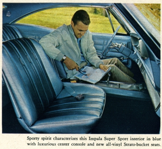 Restovivor 1966 Impala Super Sport Big Block