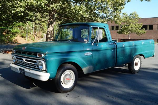 66 ford f250 1