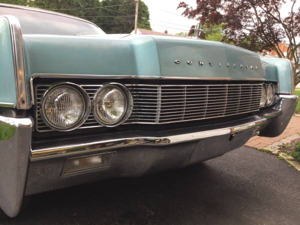 1966 lincoln continental convertible for sale craigslist