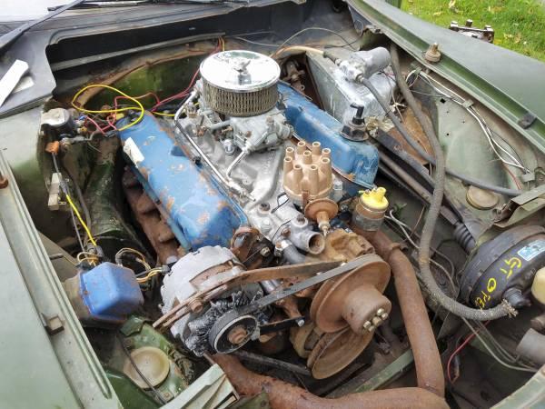 68 Opel gt v8 3