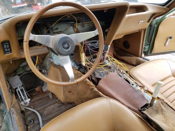 68 Opel gt v8 4