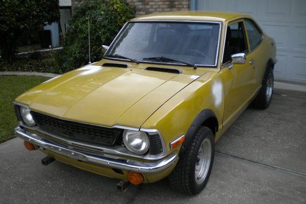 Resto-Mod: 1973 Toyota Corolla