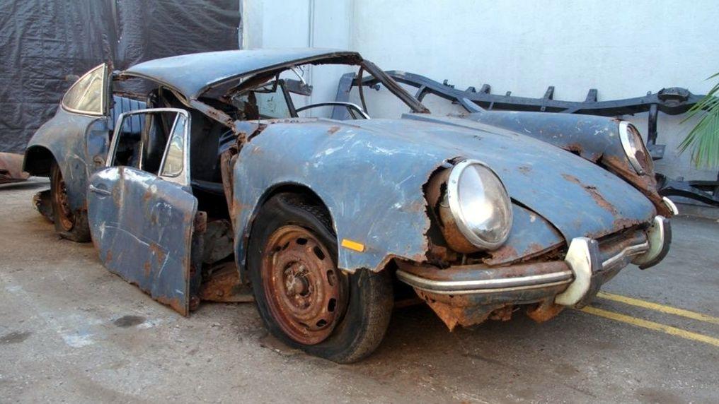 Cheap 1967 Porsche 912 Project