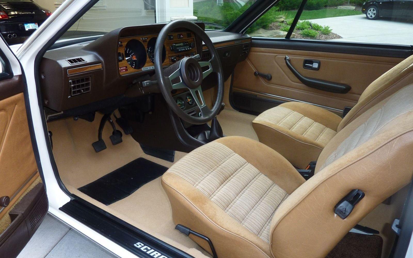 Car Cooling System >> Super Clean 1981 Volkswagen Scirocco