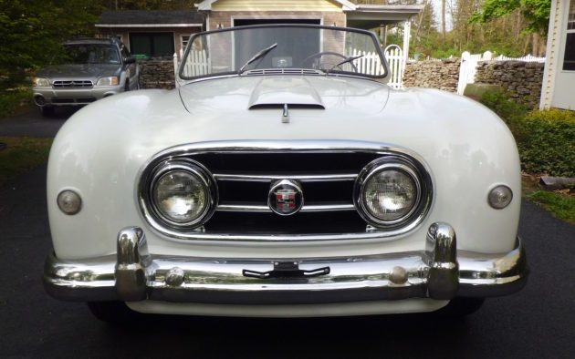 Nash-Healey Grill