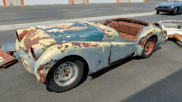 Rusty Roadster