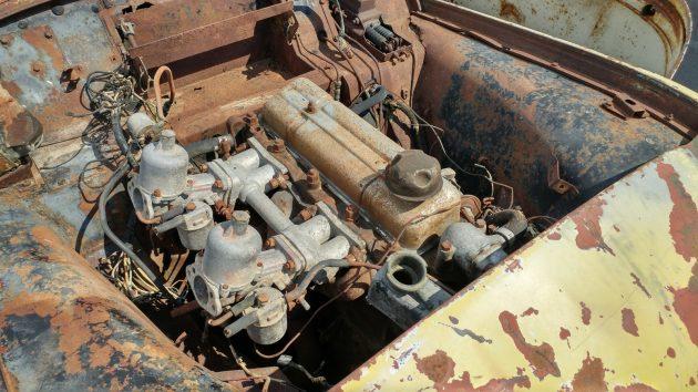 Standard Vanguard Engine
