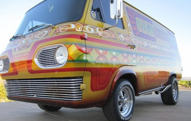 Pass the Pipe: 1966 Ford Boogie Van