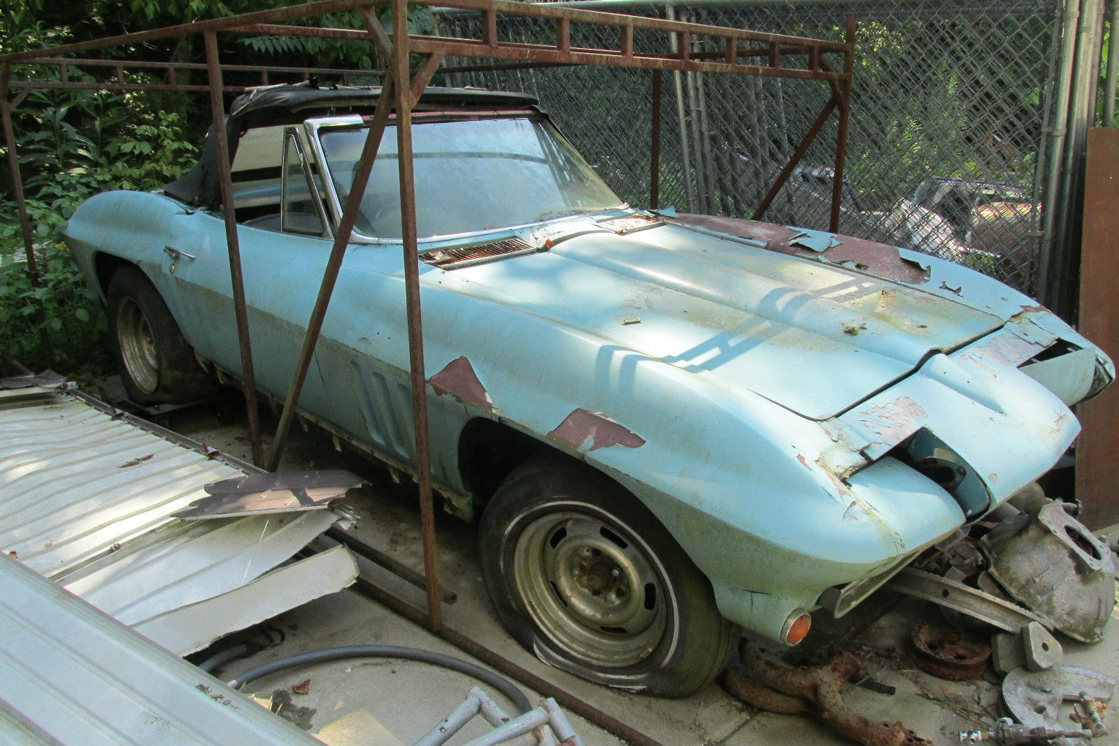 Is It Really Worth This Much 1966 Corvette