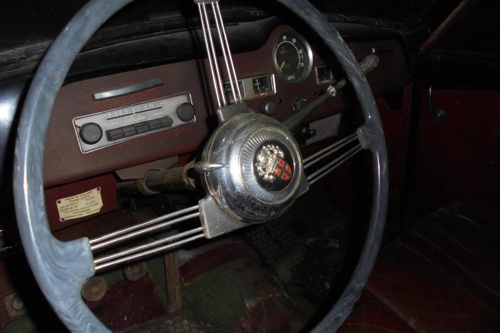 Garage Find Austin A40 Somerset