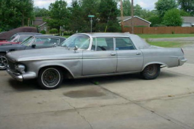 Rust Free? $125 With No Reserve? 1963 Imperial