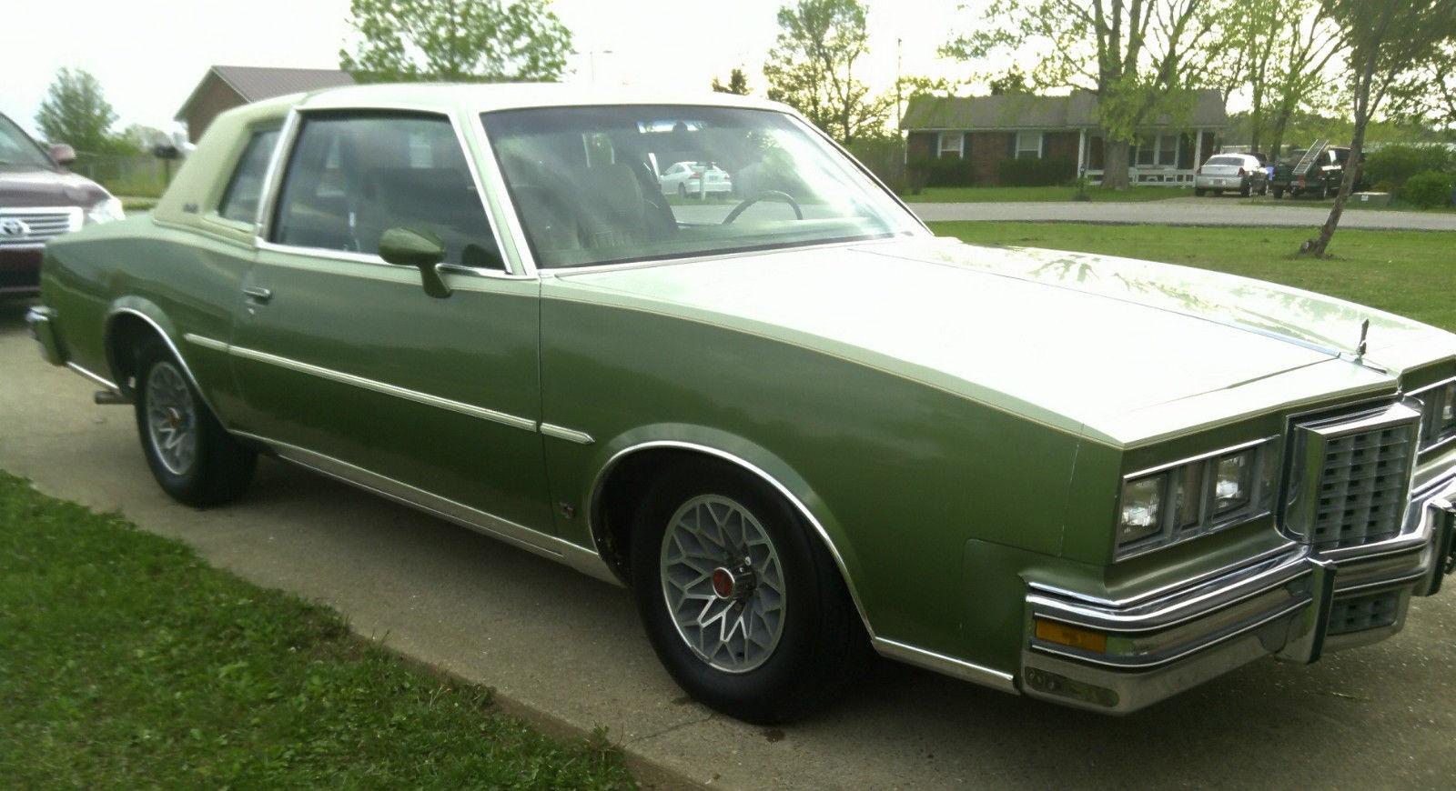 2016 Chevy Malibu For Sale >> Green And Grand! 1979 Pontiac Grand Prix