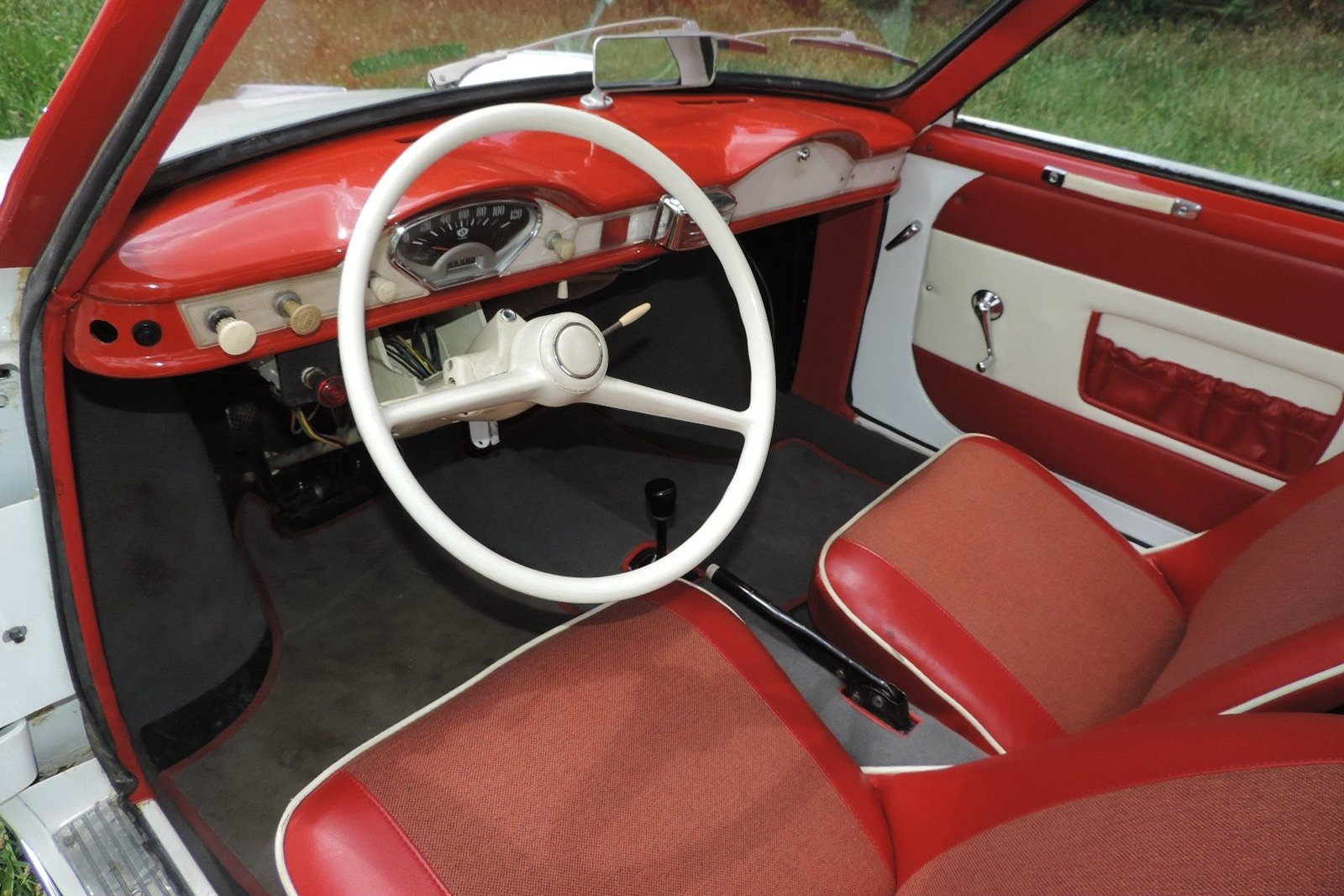 Pucker Up Ex Museum 1965 Goggomobil Ts250 Coupe