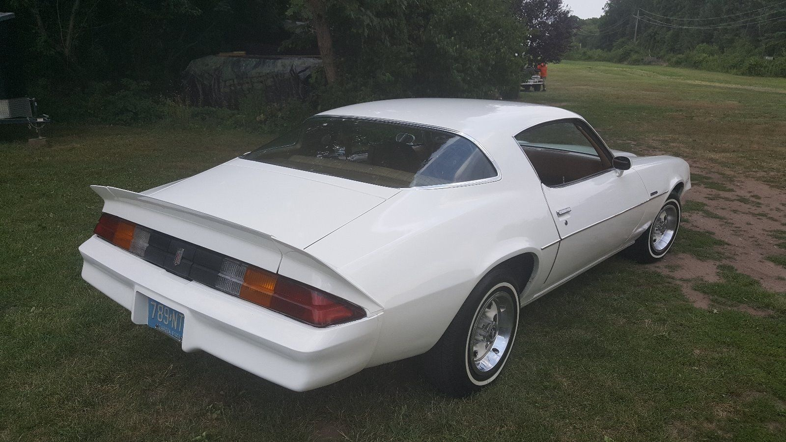 One Owner 1980 Chevrolet Camaro
