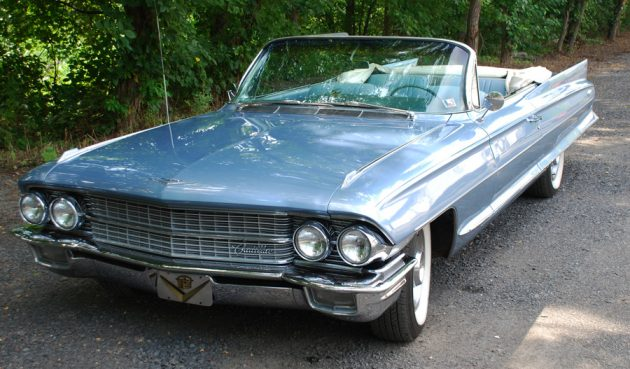 What Price Perfection? Driver '62 Cadillac Convertible