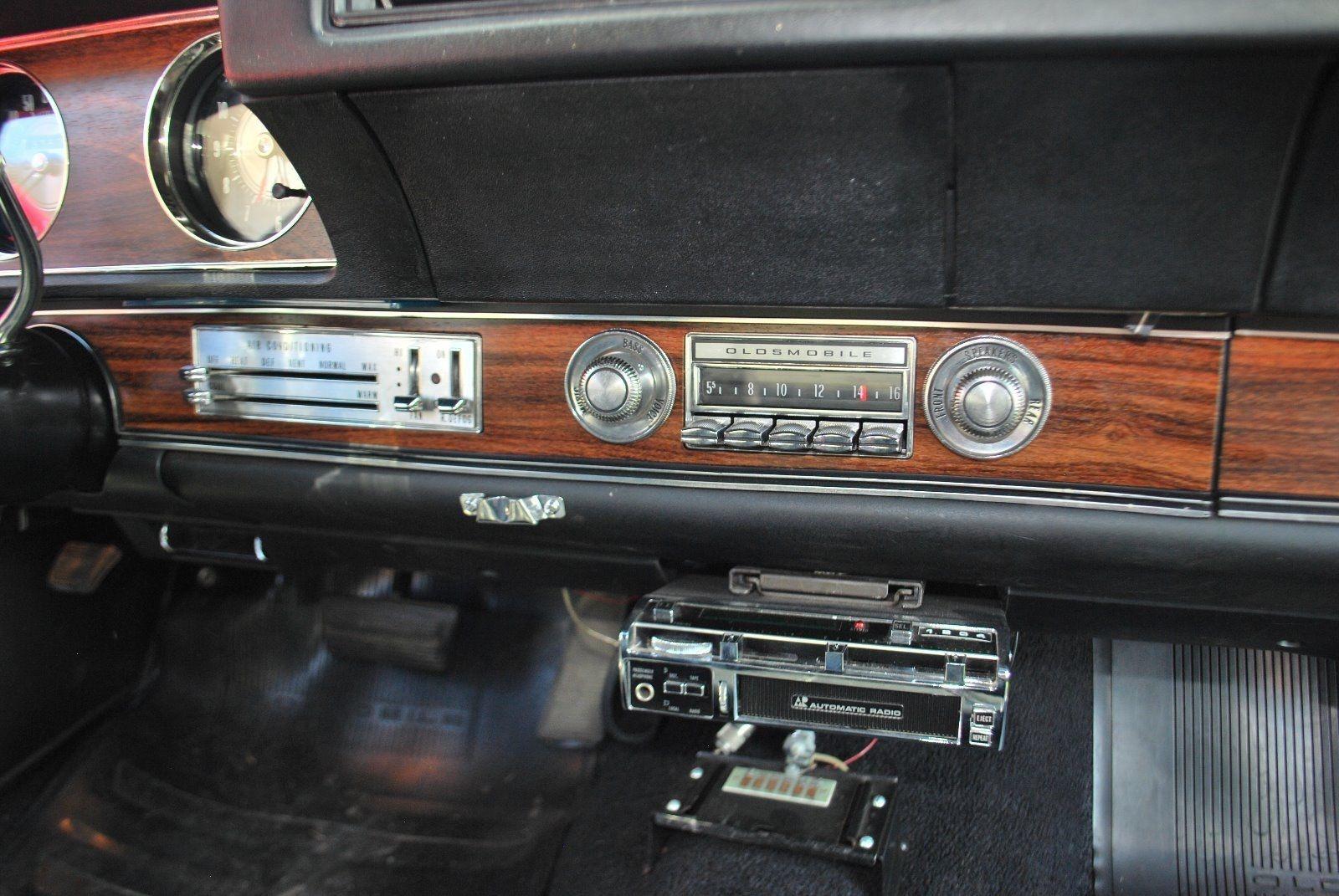 Car Trunk Storage >> 33,880 Miles! 1972 Oldsmobile Cutlass Survivor