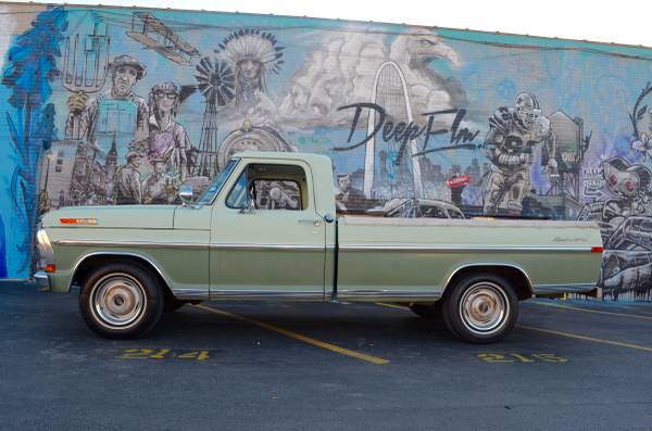 ford f100 2