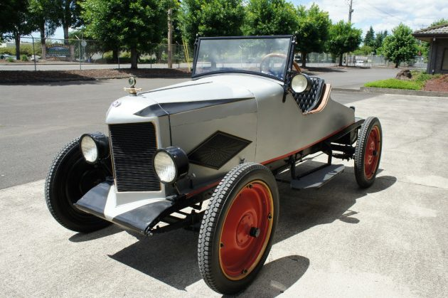 A Puzzle: 1926 Star Speedster