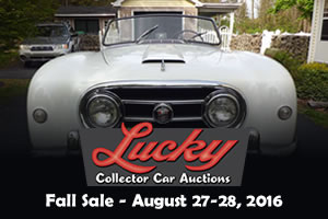 Lucky Auctions Fall Sale