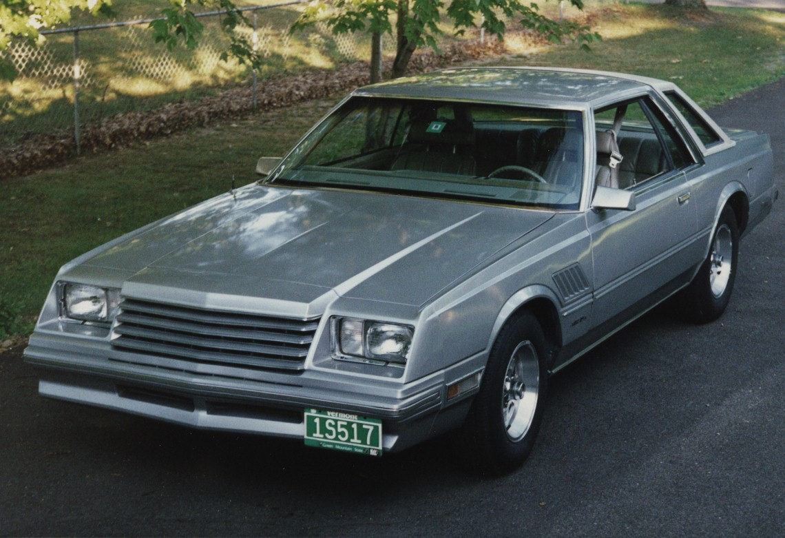 2016 Chrysler Imperial >> T-Roof Project: 1980 Dodge Mirada