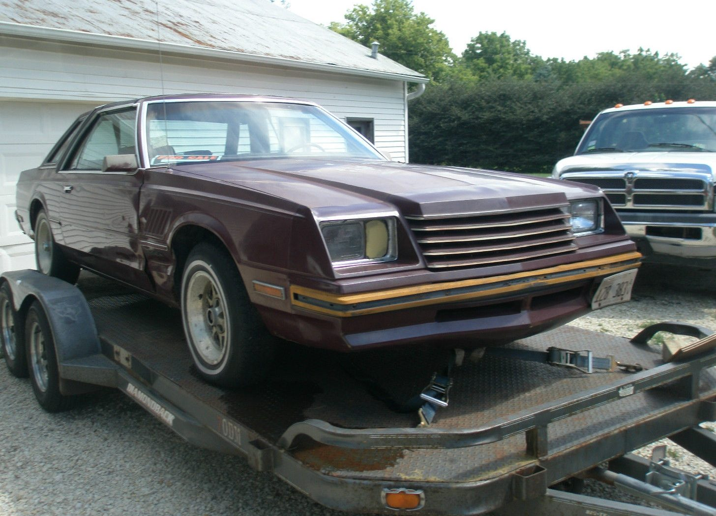 T-Roof Project: 1980 Dodge Mirada
