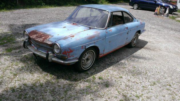 Body By Bertone, Price By Chrysler!